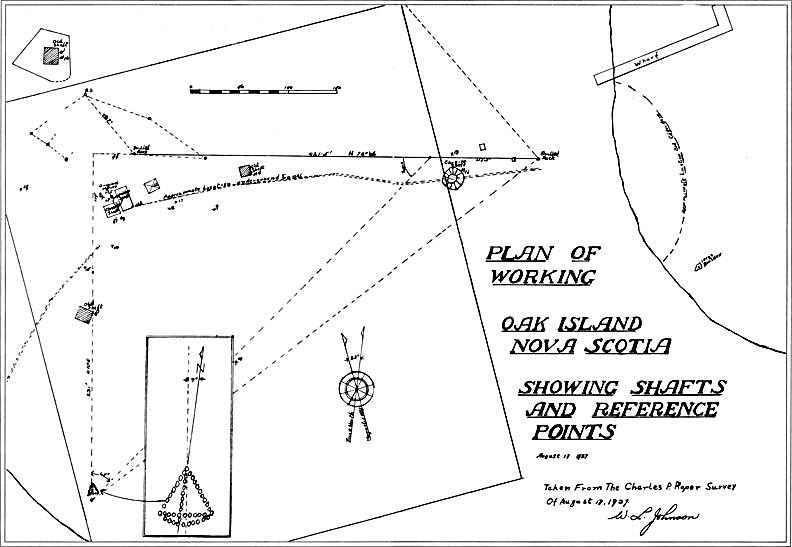 revealed: the secret of oak island  revealed: the secret of oak island